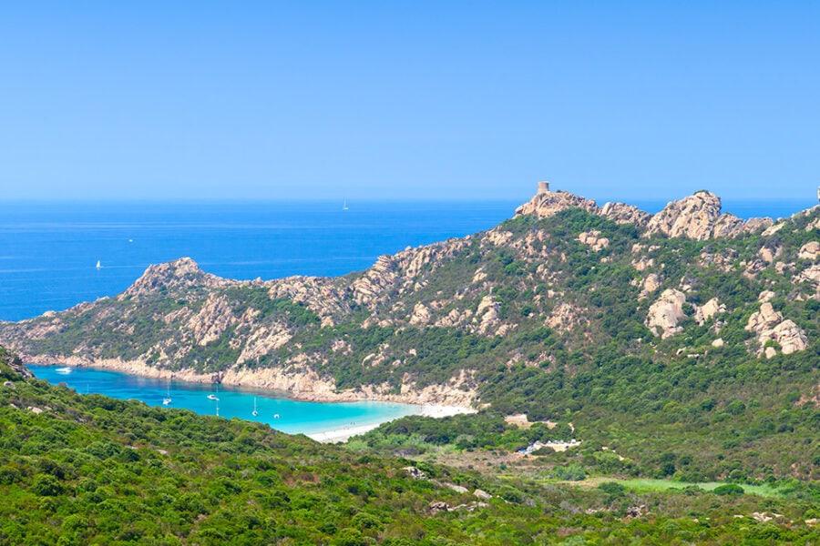 Visiter la Corse du sud en 2021