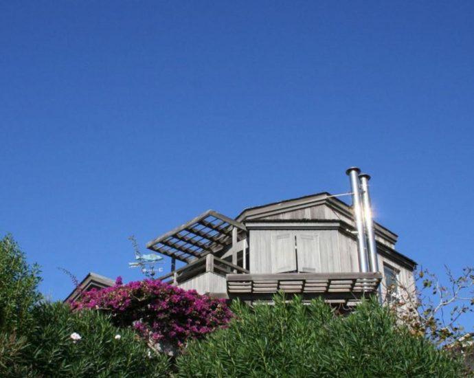 Bonifacio, Domaine de Sperone, villa 4 rooms, beach by feet, Villa Livanti RL229