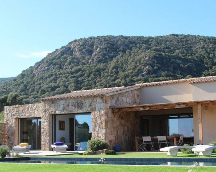 Porto vecchio, Palombaggia, Villa 3 rooms, pool and close to the beach, Villa Les Prairies RL243