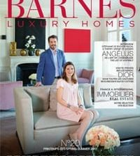 Magazine Barnes Luxury Homes édition 20 printemps été 2017