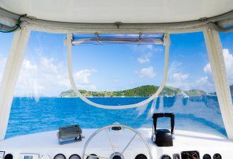 Les yachts toujours présents dans les ports Corses