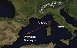 Un vol direct entre la Corse et les Baléares à l'étude