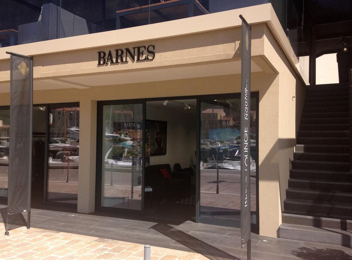 Agence immobilière BARNES Bonifacio