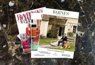 BARNES LUXURY HOMES N°26, Automne Hiver 2019-20