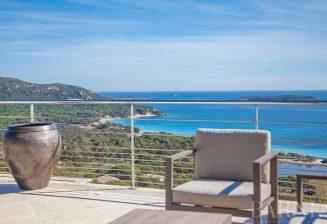 Vente de villa de prestige en Corse