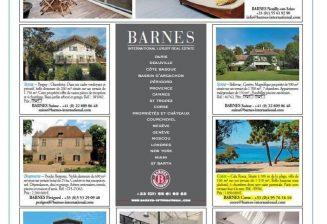 BARNES Corse Figaro magazine octobre 2013