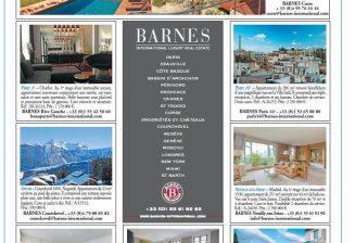 Barnes Corse Figaro magazine décembre 2013