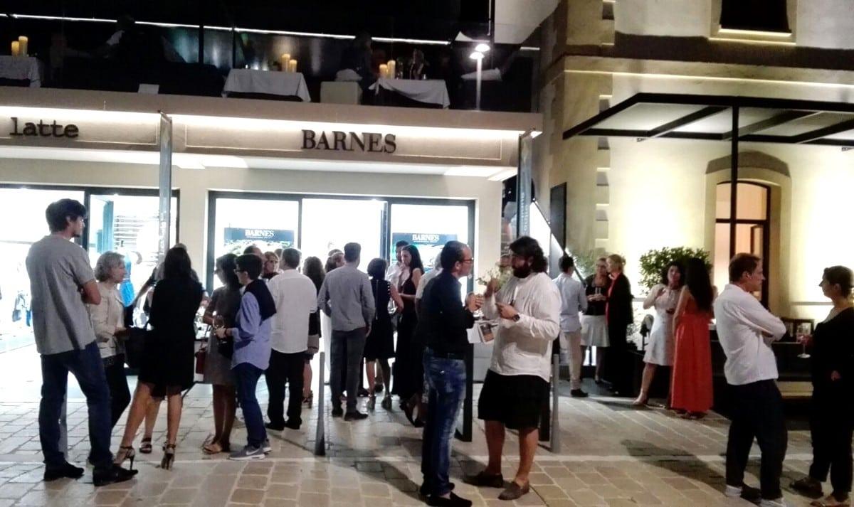 Inauguration Agence Immobilière Barnes Bonifacio