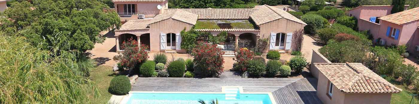 Villas de luxe en location dans le domaine de Marina Rossa