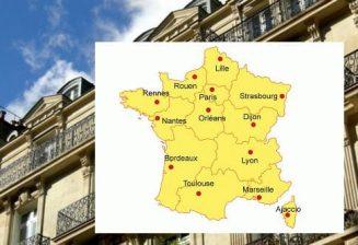 Les prix de l'immobilier dans les nouvelles capitales régionales