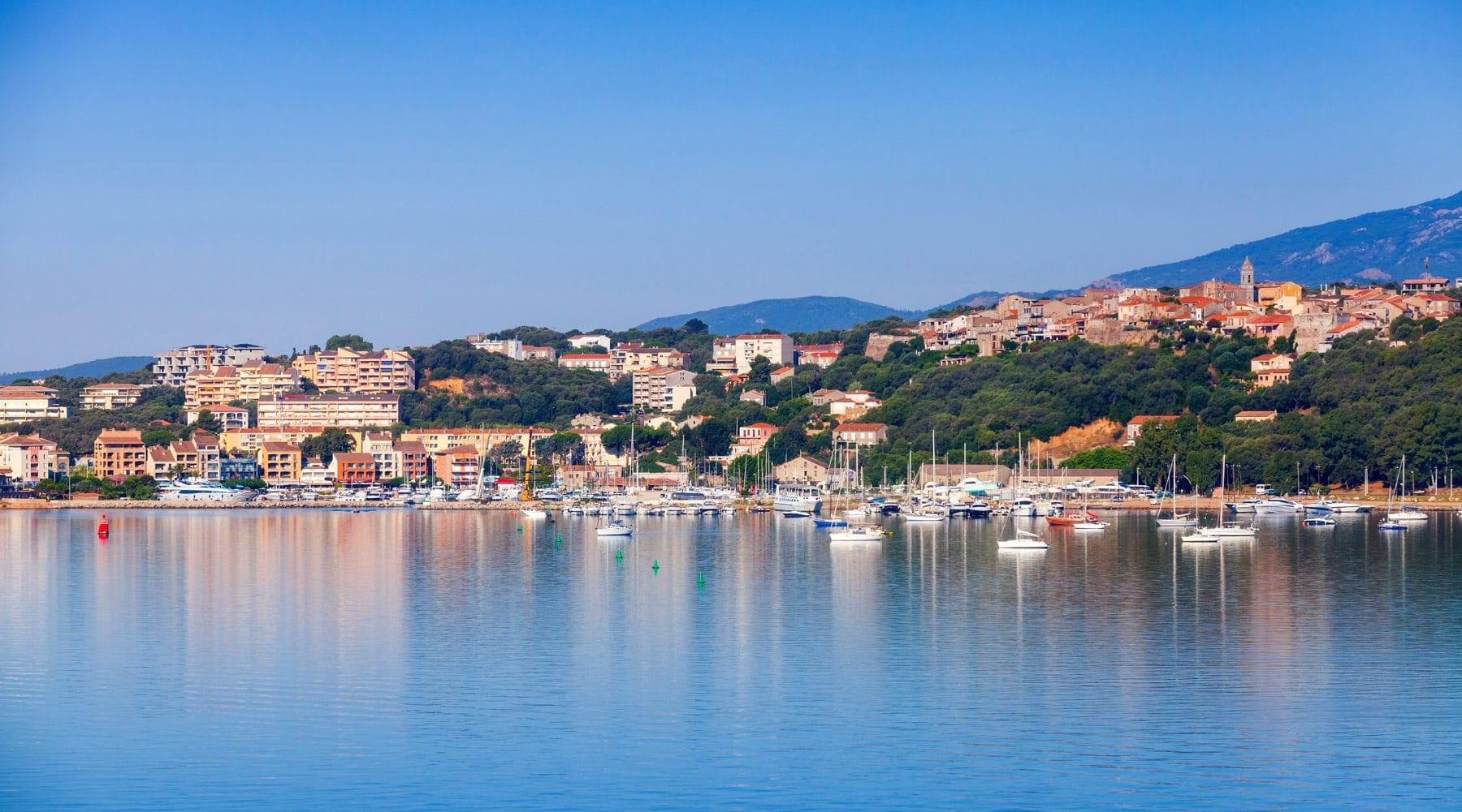 Porto-Vecchio area