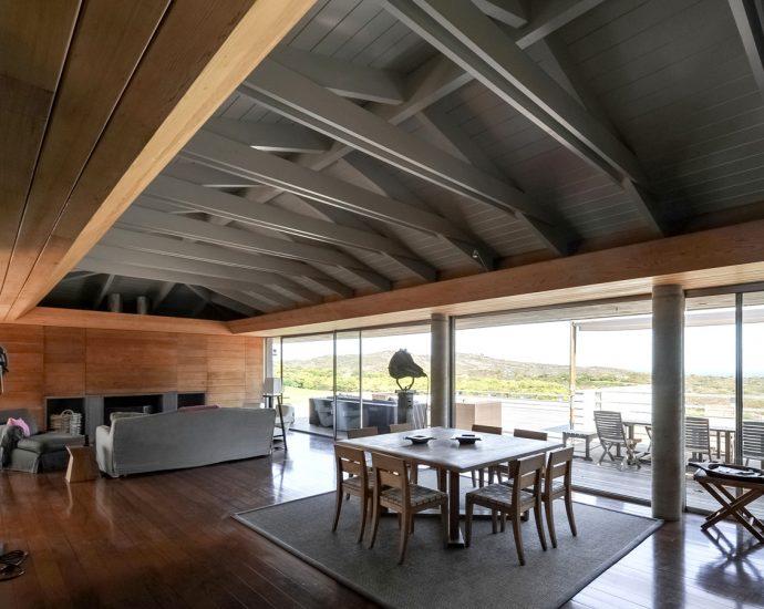 Bonifacio, Domaine de Sperone, à Bonifacio, villa 4 chambres, piscine et vue mer, Villa Le Golfe RL215