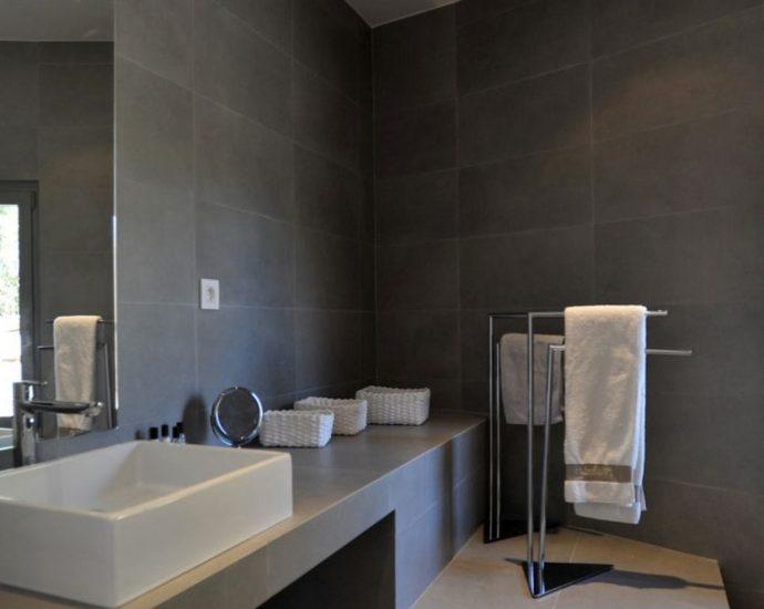 Porto Vecchio, Palombaggia, villa 4 chambres, piscine et vue mer, villa Acciaro RL248