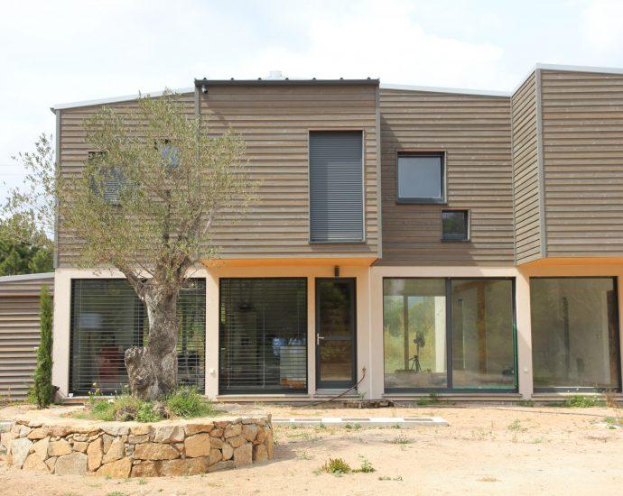 Offre Promotionnelle, villa 4 chambres, plage à pieds,piscine,  proche Cala Rossa, RL264 Nantu U Mare