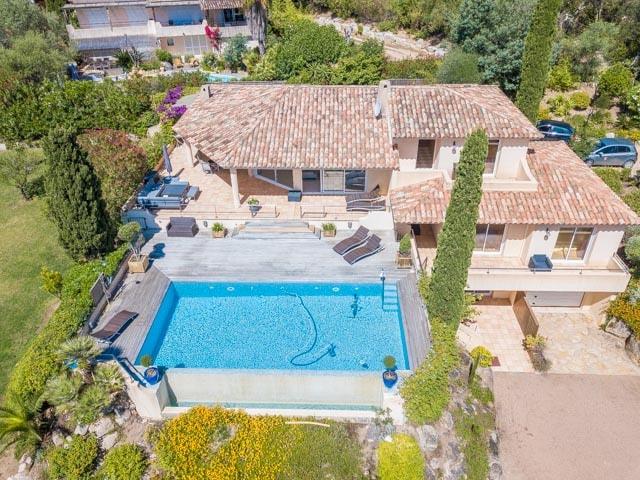 Domaine de Carpolone, 4 chambres, piscine, vue mer, RL192 Bella Vista