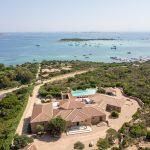 Bonifacio, Piantarella, villa 8 chambres, piscine et vue mer, Villa Saphir RL242