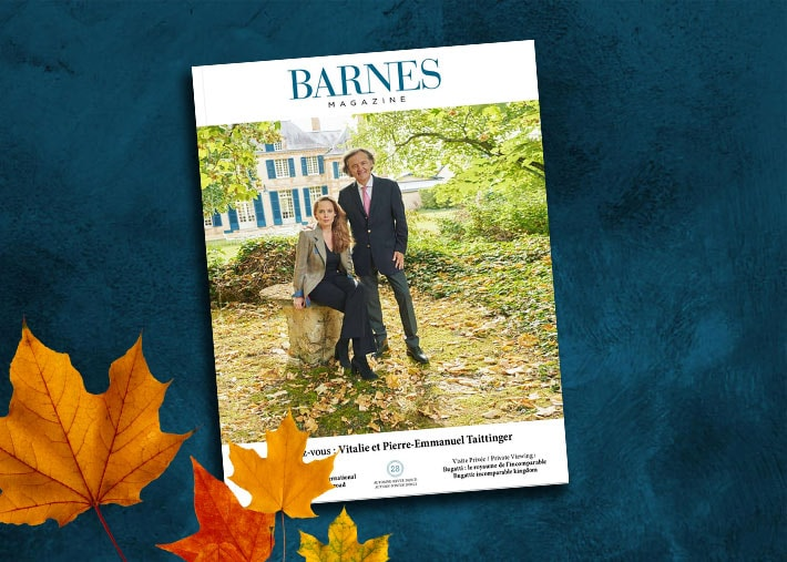 BARNES Magazine International – Édition #28