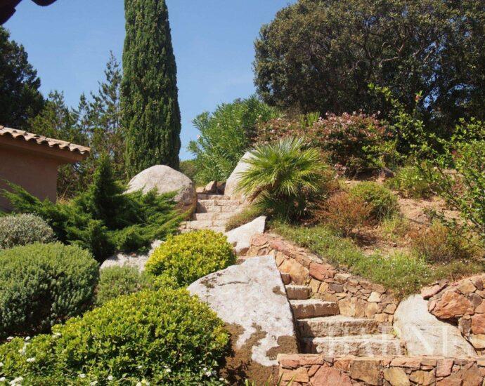 Porto Vecchio, Cala Rossa, Villa 5 chambres, piscine et vue mer, Villa Sisala RL241