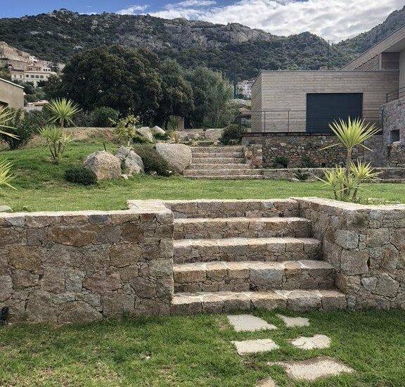 Lumio, villa 4 chambres + T2, piscine, I petri di Lumio, RL283