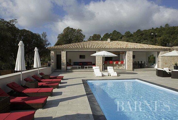 Porto Vecchio, Lecci, villa 5 chambres, piscine, RL256 Villa Tozze