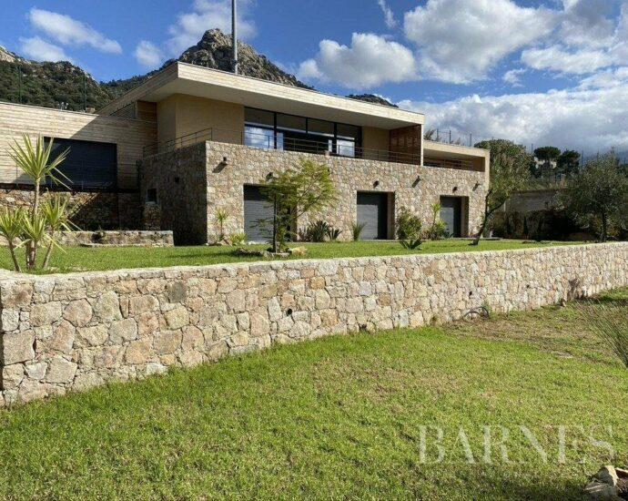 Lumio, villa 4 bedrooms + T2, swimming pool, I petri di Lumio, RL283