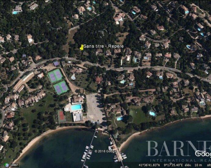 Villa vue mer, Porto Vecchio, Domaine de Marina di Fiori, Marina, plage et sporting club à pied