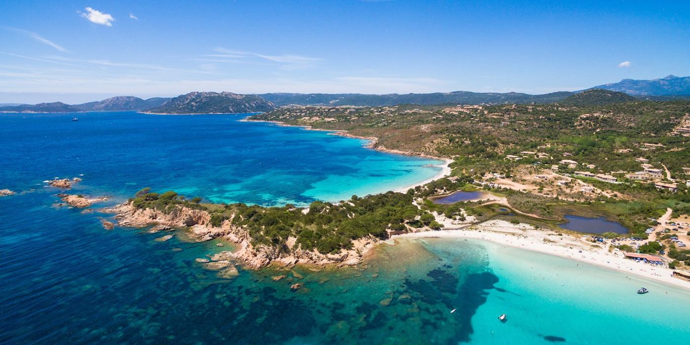 La Corse et ses région