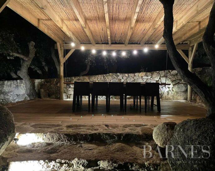 BONIFACIO, location villa 5 chambres, piscine et proche plage, RL193 La Bergerie
