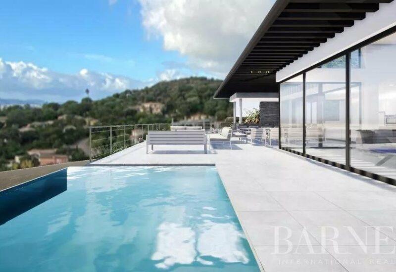 Saint-Cyprien, villa 7 chambres, vue mer panoramique, RL289 Villa Alba