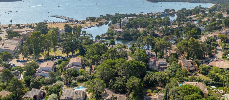 Domaine de San Cipriano, 3 bedroom villa, beach and village on foot