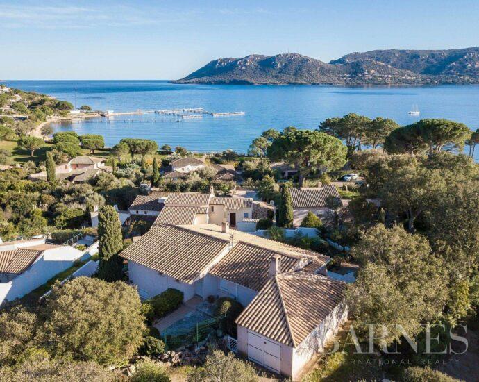Villa for sale Porto Vecchio, Marina di Fiori, Sea view, near beaches