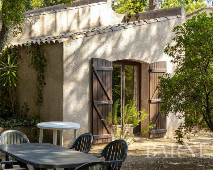 Domaine de San Cipriano, villa 3 chambres, plage et village  à pied