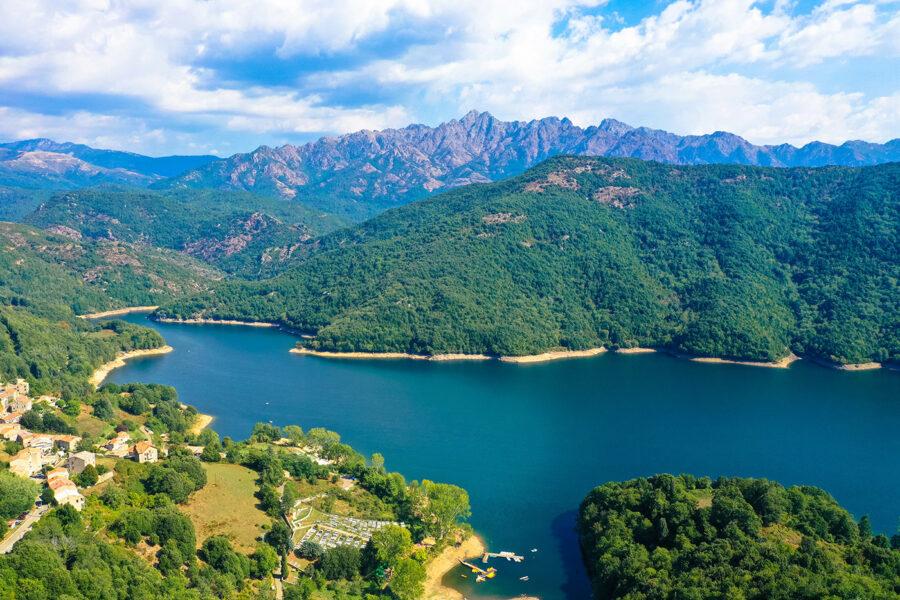 Découverte de la vallée du Prunelli et du lac de Tolla